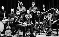 Matt Bianco meets New Cool Collective