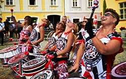 BATALA BOOM Samba Percussion Band